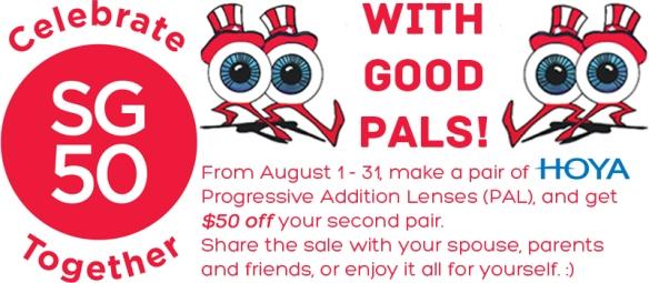 August 2015 - SG50 PALs 072715