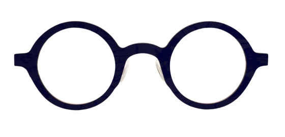 Moscot Originals - Zolman-T [Navy/Beige]. Features lightweight titanium made from strong, hypoallergenic pliant material that can be easily adjusted for the perfect fit with silicone nosepads. Fashioned after the famous Zolman original in a lighter, more streamlined version, yet with its attractive sturdy construction.