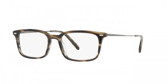 30th Anniversary Special! Oliver Peoples Wexley [OV5366F; Cinder Cocobolo/Antique Pewter]. Features custom filigreed metal temple designed specifically for the 30th Anniversary collection, hand-laid functional pins for double adherence between frame front and hinge for additional strength and durability, Universal Fitting nosepads for an enhanced fit, and custom Oliver Peoples hand-inlaid logo insignia at the temple tip.