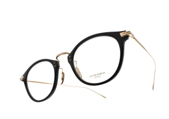 Oliver Peoples Cording [OV5360D; Black/Gold]
