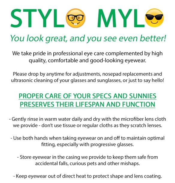 TLM - Stylo Mylo Web