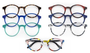 Carrera - CA5022 [Multi]. Features more than 10 instantly interchangeable, click-on/click-off frame plates that embrace the latest trends with creativity, dynamism and colours. With new swatches every season, it's like wearing a new pair of glasses all the time, or you can change your look several times a day depending on style and occasion.