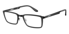 Carrera - CA5529 [Black]. Features sleek and contemporary classic angular cut, cool enough to never go out of style.