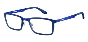 Carrera - CA5529 [Blue]. Features sleek and contemporary classic angular cut, cool enough to never go out of style.