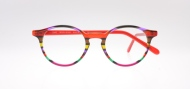 Wissing [2942/1453V/3039]. Features round shape with iconic stripe combination.