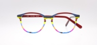 Wissing 2955/1413/2913]. Features round shape with iconic stripe combination.
