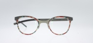 Wissing [Nina/TIT/2852]. Features debut of titanium in Wissing designs, embedded with their patented fine acetate.