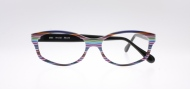 Wissing [2661/1411/3021]. Features debut of titanium in Wissing designs, embedded with their patented fine acetate.