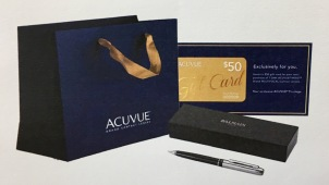 Acuvue 1 Day Moist Multifocal Welcome